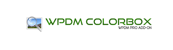 WPDM Colorbox