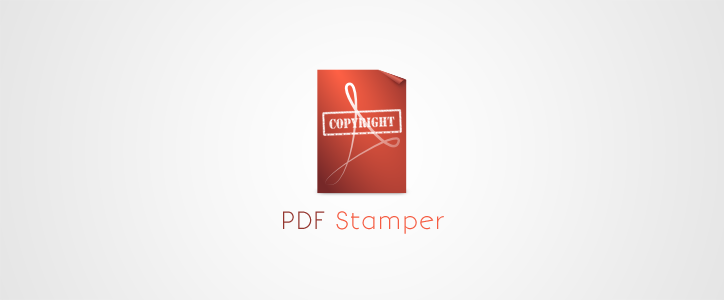 WordPress PDF Stamper Plugin for Download Manager