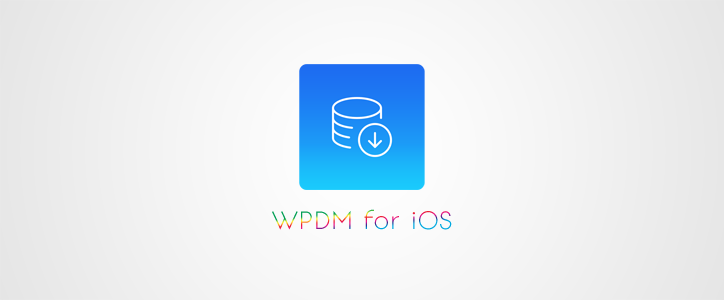 WPDM for iOS - WordPress Download Manager