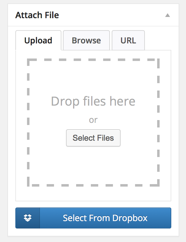 wpdm-dropbox-option