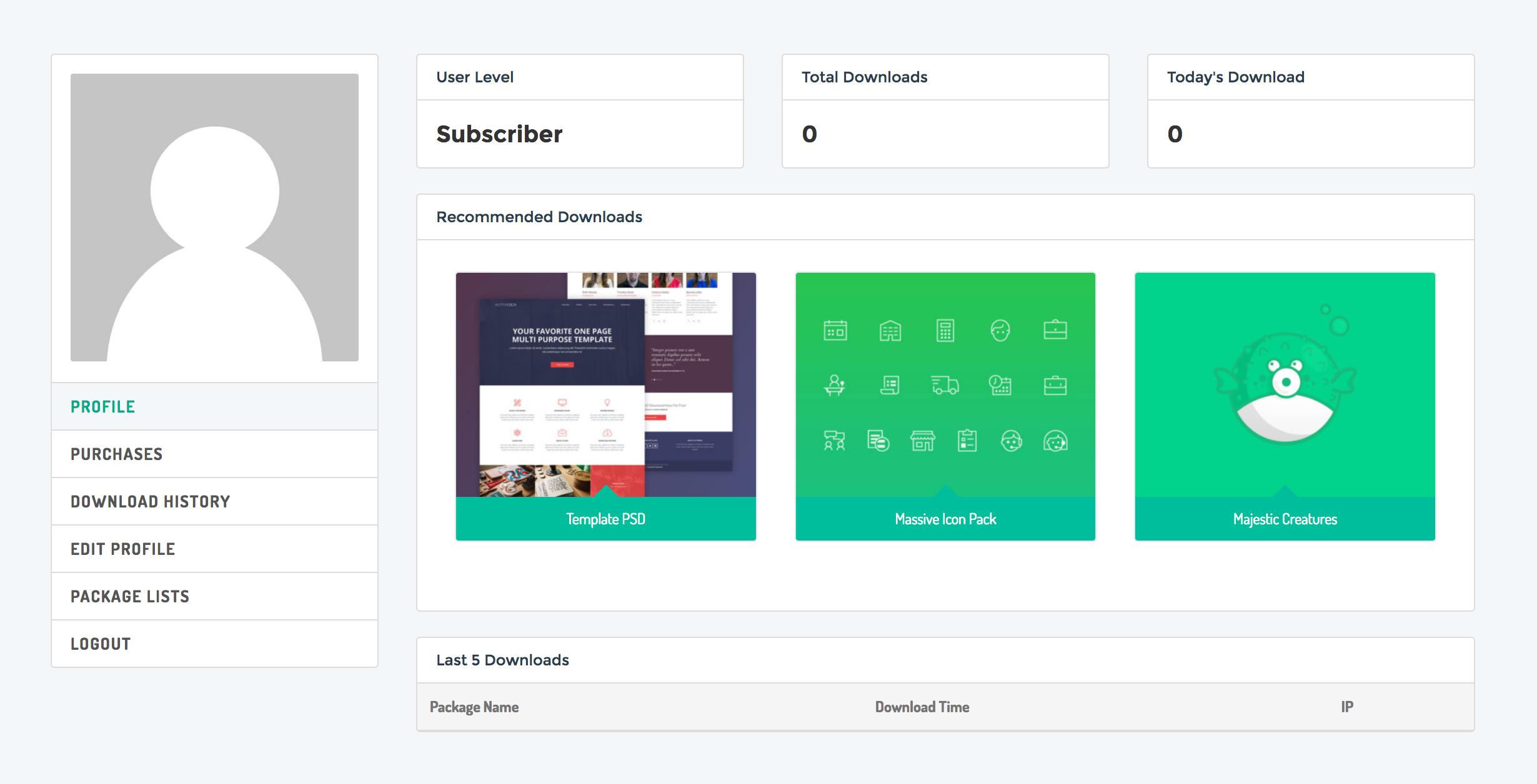 Jumpstart - Digital Store, Marketplace Theme - WordPress Download ...