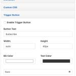 Optin Magic Trigger Button